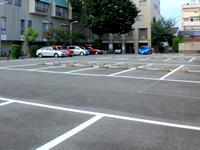 ホテル施設内 駐車場のご案内