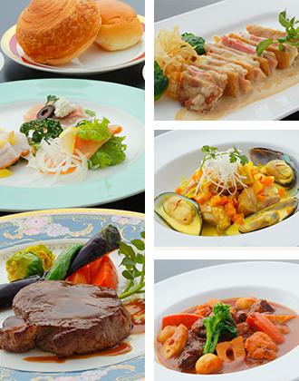 ランチ[Lunch] 営業時間帯 11:30〜